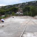 ΚΕΘΕΑ Σαλαμίνα - Καθαρισμός Επιφάνειας